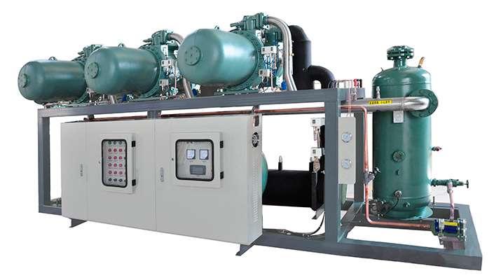 винтовой компрессор агрегат