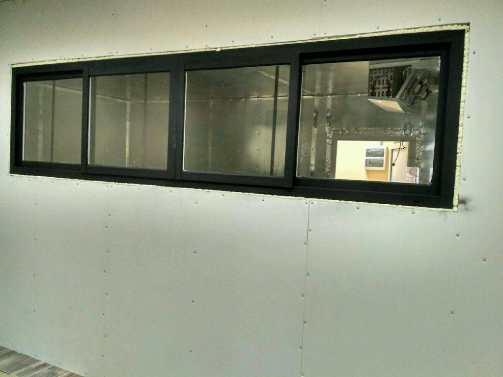 Монтаж холодильной камеры под пивные кеги