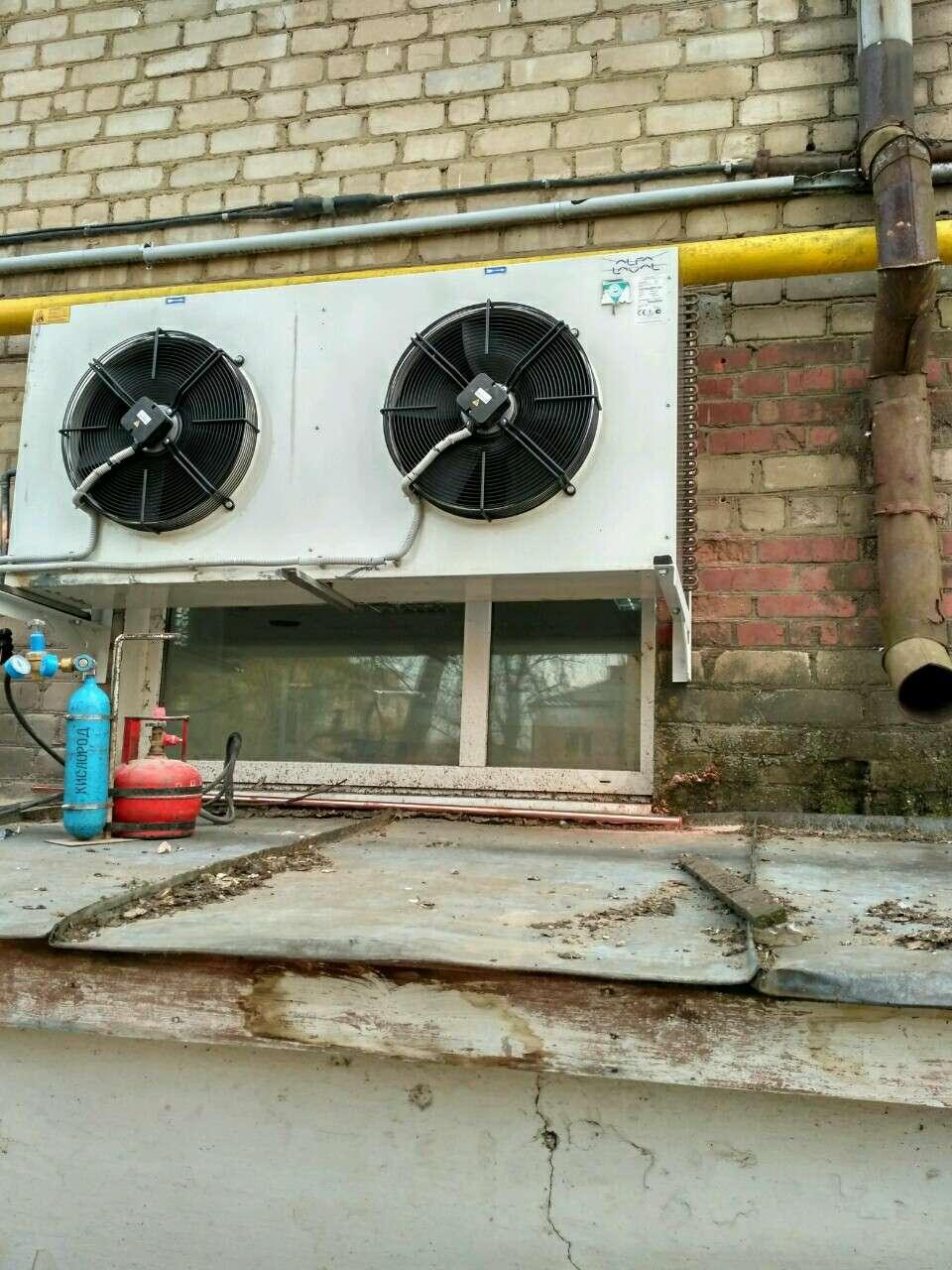 Монтаж централизированной системы холодоснабжения