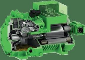 внеплановый капитальный ремонт компрессора