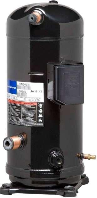ZBD – Цифровые среднетемпературные компрессоры
