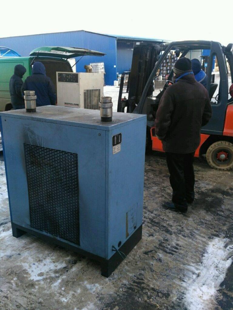ремонт осушителей воздуха