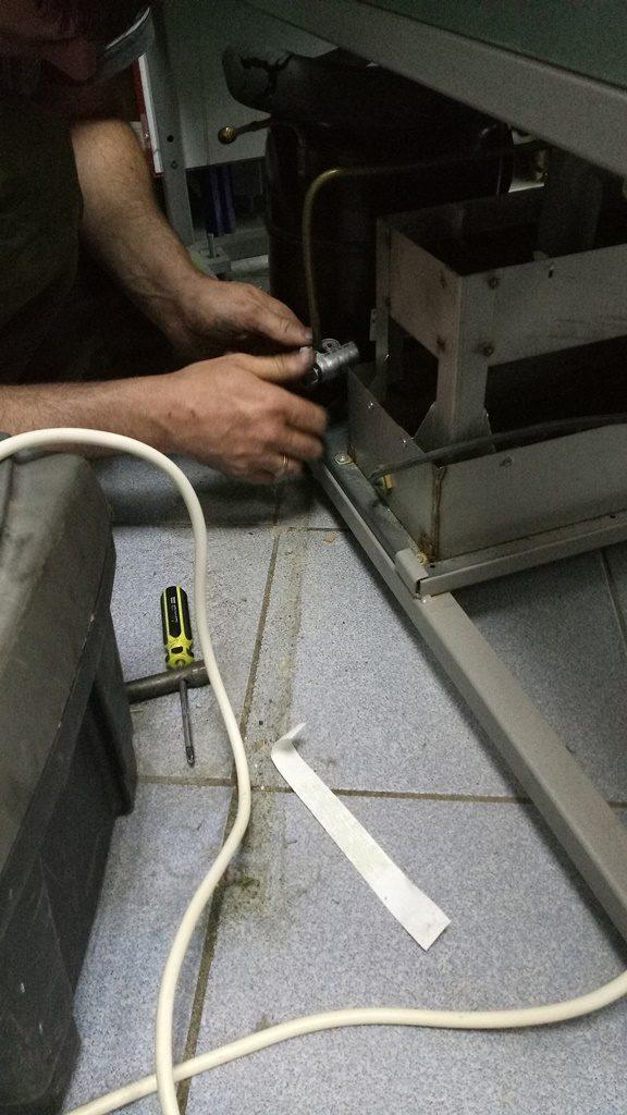 замена компрессора липецк