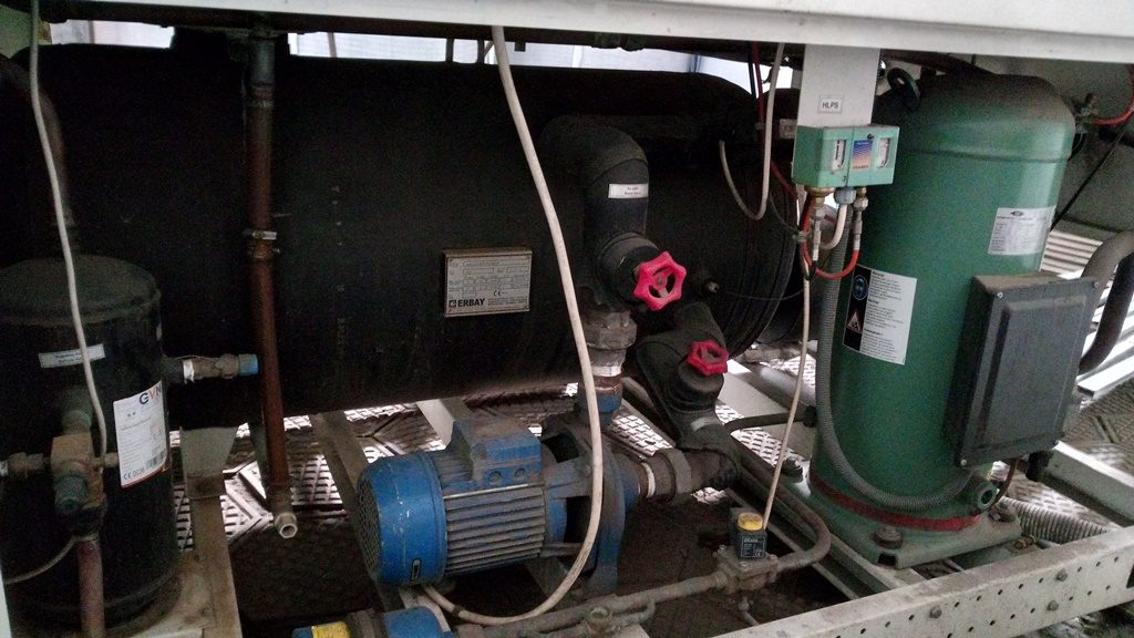 обслуживание холодильного оборудования липецк