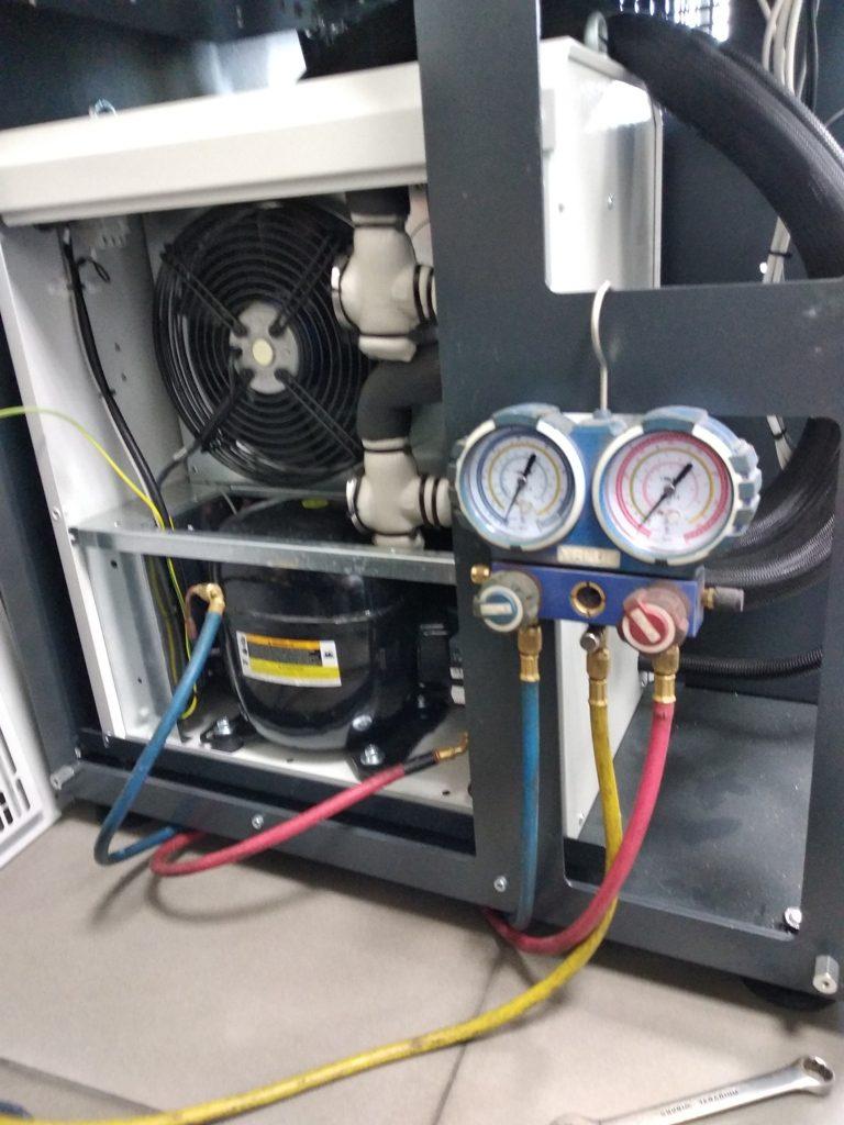 испытательная камера ремонт