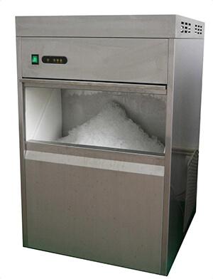 Промышленный генератор льда