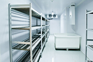 Холодильник для морепродуктов